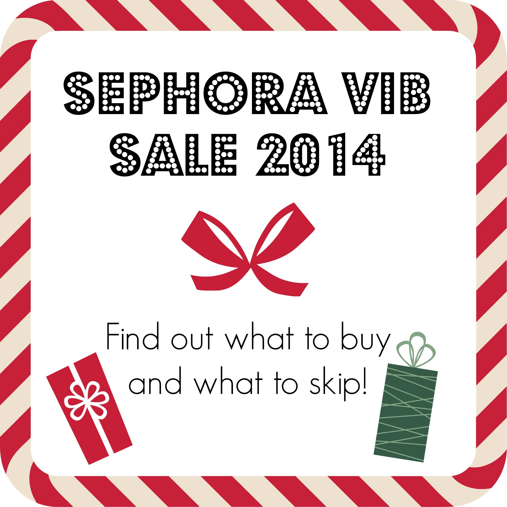 What to Buy and What Not to Buy During the Sephora VIB Sale