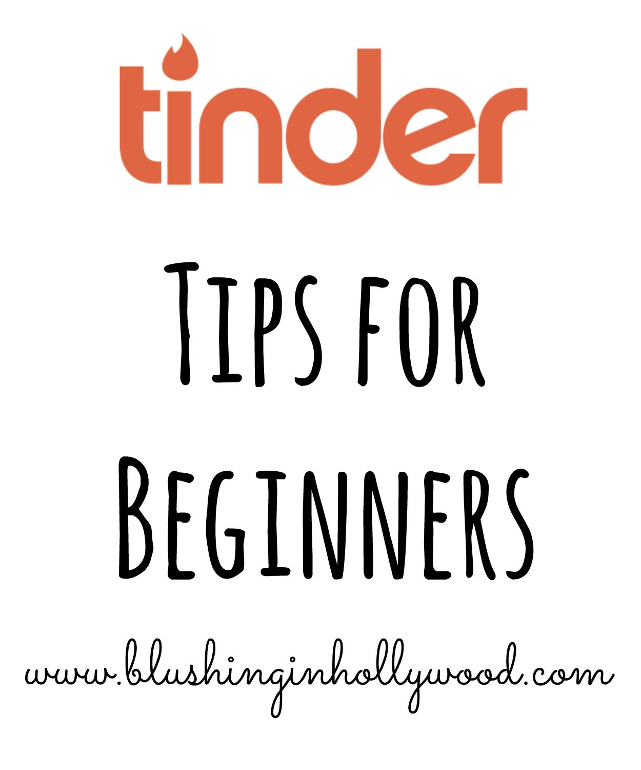 Dating advice for beginners