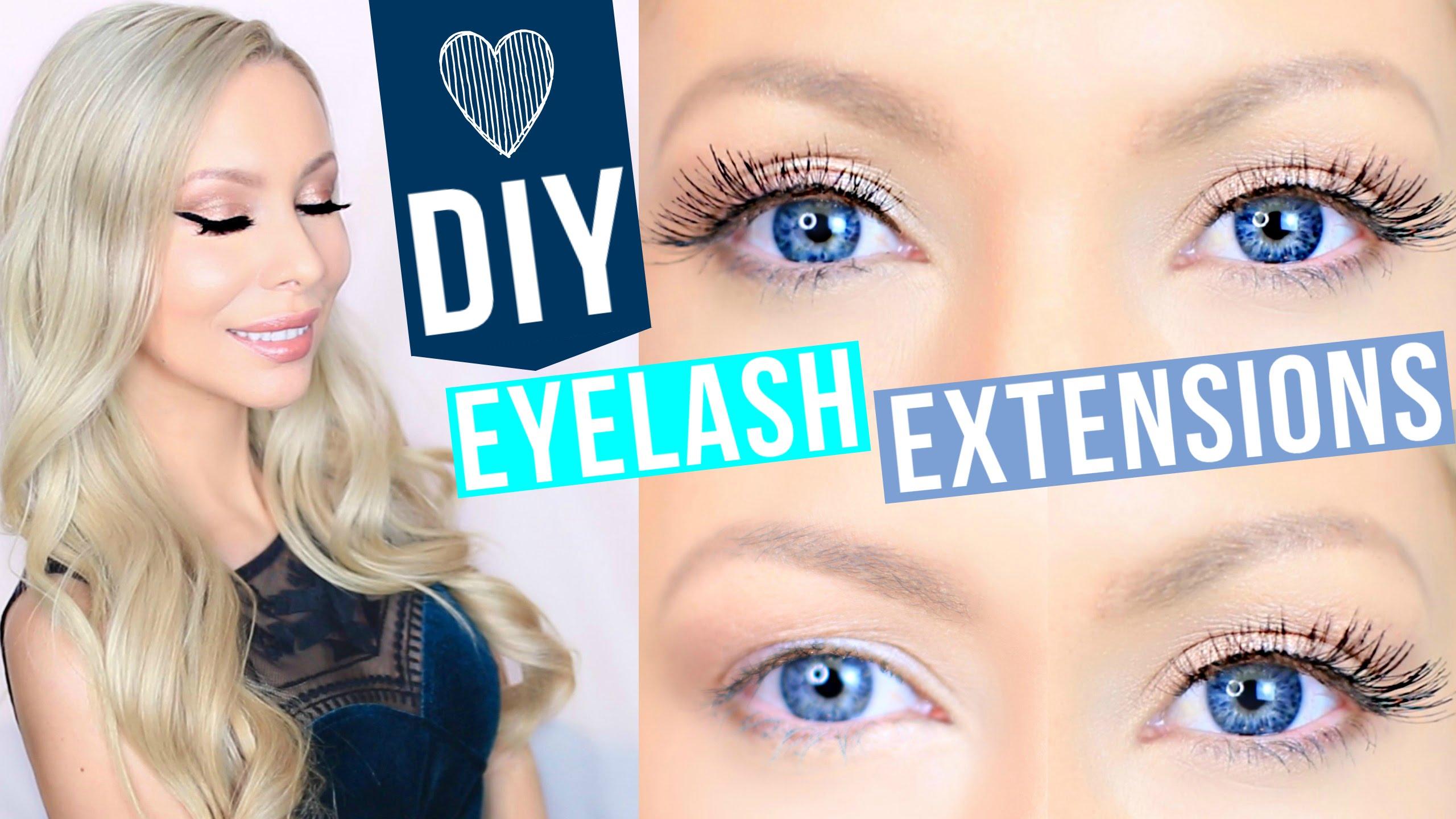 vasseurbeauty-diy-eyelash-extensions - blushing in hollywood